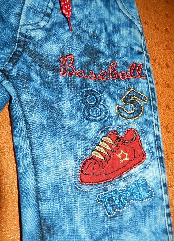 Spodnie Ocieplane Baseball 74 Rozmiar 80 pwHZgCqw