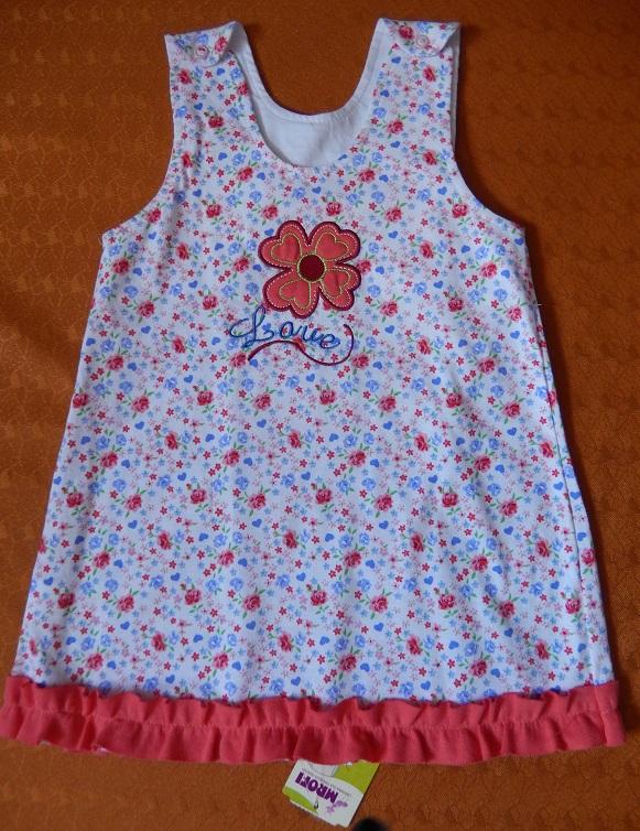 8ce3c615f6 Sukienka bawełniana MROFI Rozmiar 86